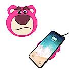 Disney迪士尼可愛大頭無線充電座/充電板_熊抱哥