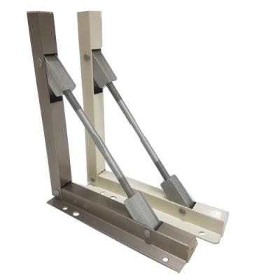 AC027 2入裝 可調式三角架-70CM 支撐架 多孔式L型掛架 托架