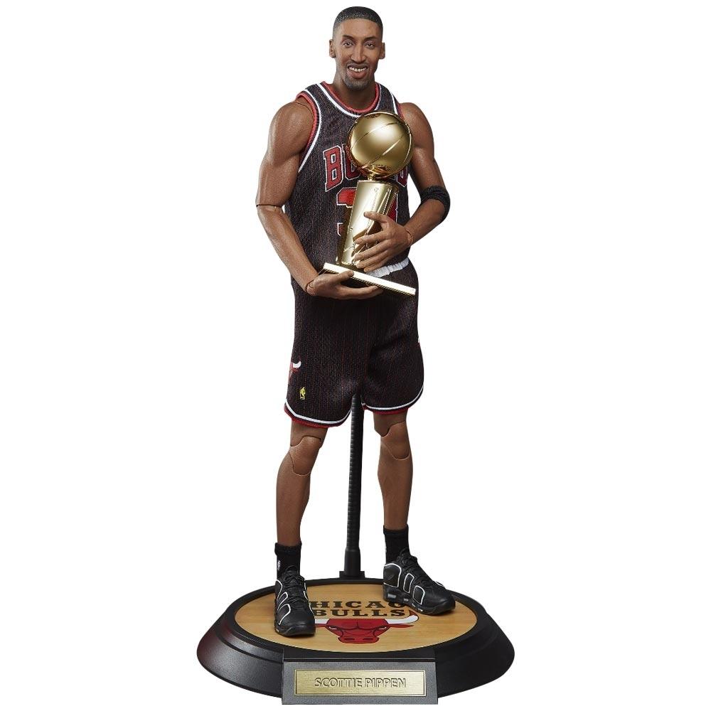 ENTERBAY 1/6 NBA公仔 公牛隊 Scottie Pippen