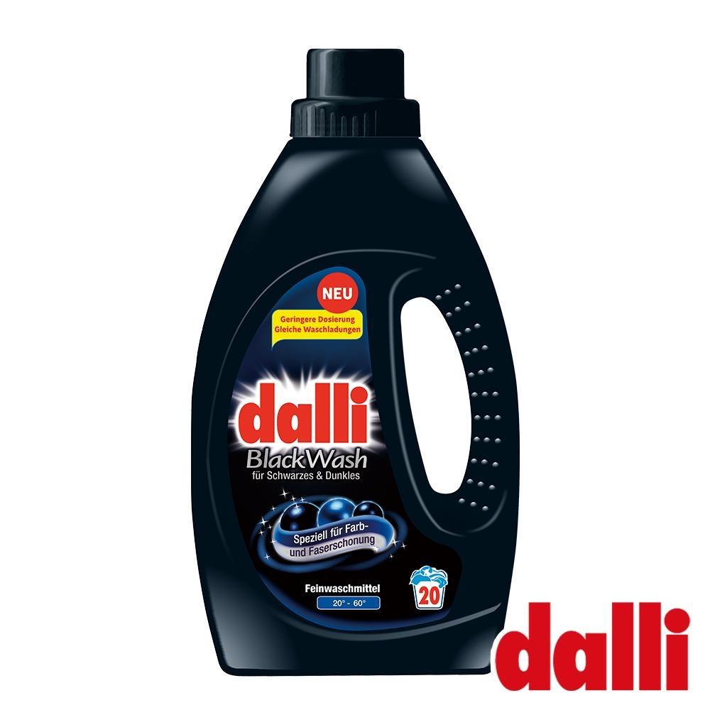 德國Dalli 深色及毛料洗衣精(1.1L/瓶)