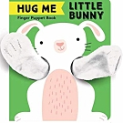 Finger Puppet Book:Little Bunny 抱抱小兔指偶書