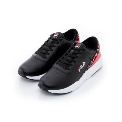 FILA BANDA 中性復古運動鞋-黑 4-J909T-021