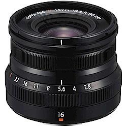 FUJIFILM XF 16mm F2.8 R WR 定焦鏡頭(公司貨)