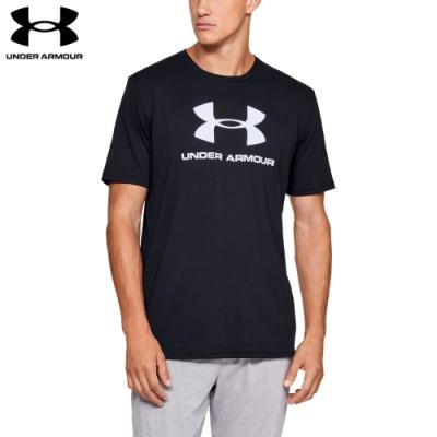 【UNDER ARMOUR】男 Training Graphics排汗快乾短T-Shirt