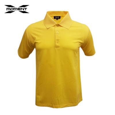 X Moment 黃色短袖降溫衣