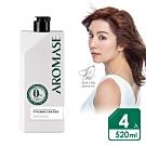 AROMASE艾瑪絲 草本胺基酸每日健康洗髮精520mlx4入組