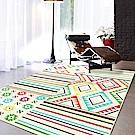 范登伯格 - SWING 進口仿羊毛地毯 - 多變 (160 x 230cm)