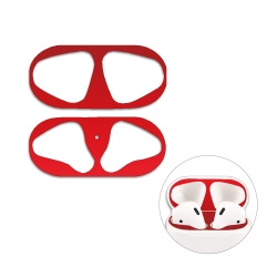 Airpods 金屬超薄材質 防塵貼