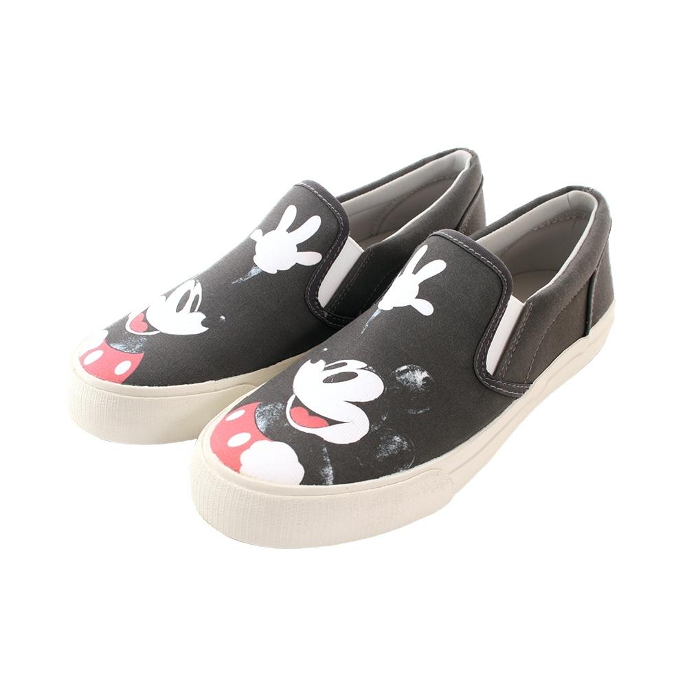 魔法Baby 女鞋 台灣製迪士尼小熊維尼正版新潮帆布鞋 sd3147