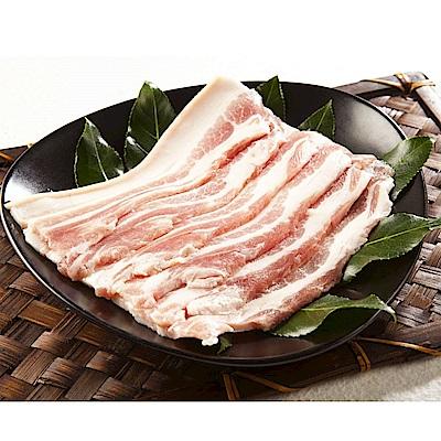 統一生機 豬五花肉片(200g)