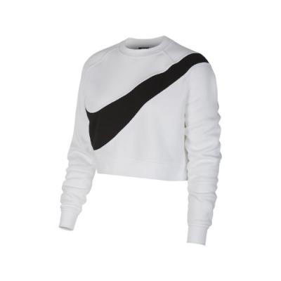 Nike T恤 Swoosh Fleece Crew 女款