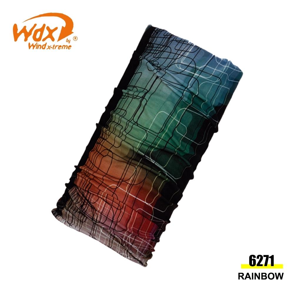 【Wind x-treme】多功能頭巾 Cool Wind 6271 RAINBOW