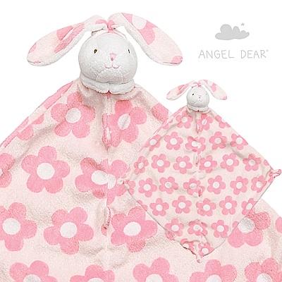 Angel Dear 動物嬰兒安撫巾 (花花小兔)