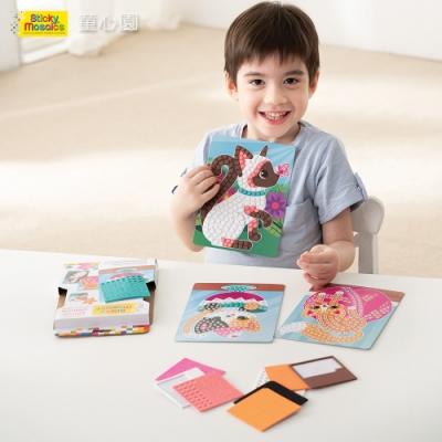 Sticky Mosaics 馬賽克拼貼旅遊包-家有小貓(5Y+)