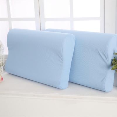 (限時下殺)BUHO布歐 竹炭健康舒壓記憶枕(2入/組)