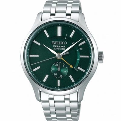 SEIKO Presage 動力儲存顯示機械錶(SSA397J1)42mm/4R57-00N0G
