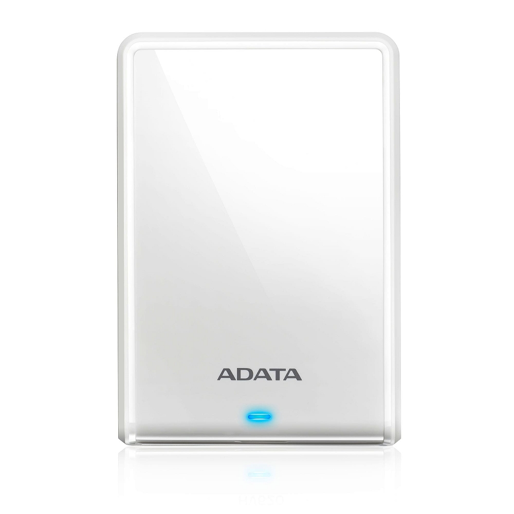 ADATA威剛 HV620S 4TB USB3.1 2.5吋行動硬碟-白色