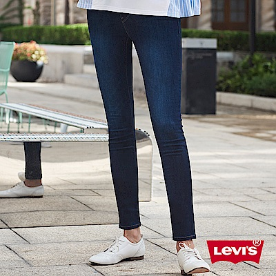 Levis 女款 牛仔褲 修身 Sliming 中腰緊身窄管 彈性布料