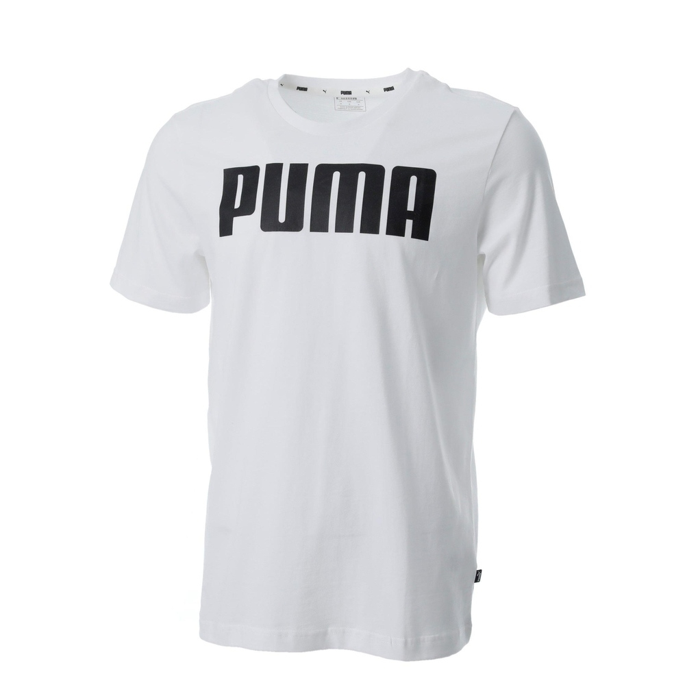 【PUMA官方旗艦】基本系列PUMA短袖T恤 男性 85474202