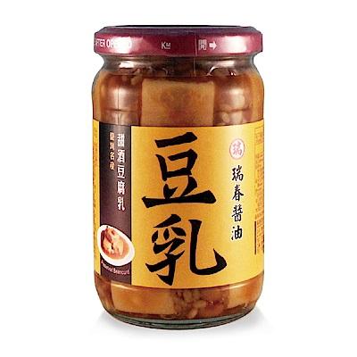 瑞春 甜酒豆腐乳(380g/入,共6入)