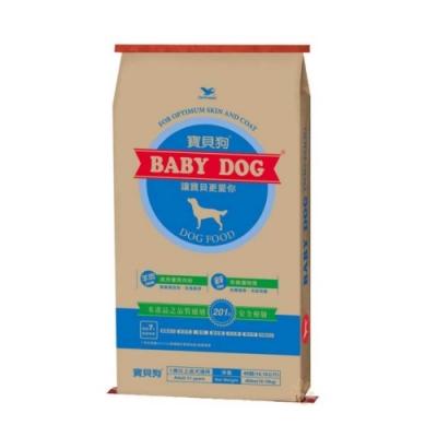 統一BABY DOG寶貝狗寵物食品愛犬專用-1歲以上成犬適用 20lbs(9.08KG)