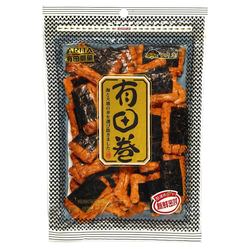 有田製果 海苔卷(50g)