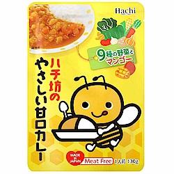 Hachi 哈奇野菜風味咖哩(130g)