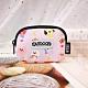 宇宙明星BT21-BABY寶寶雙拉鍊零錢包-紫色 ODBT20D04PL product thumbnail 1