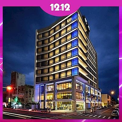 宜蘭礁溪悅川酒店2大2小住宿券(一泊二食 房型優先升等彩繪親子房)