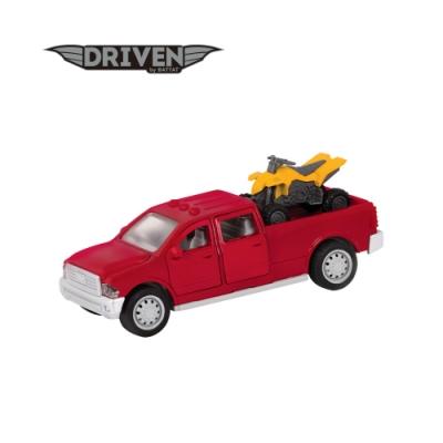 美國【Battat】迷你重機皮卡_Driven系列