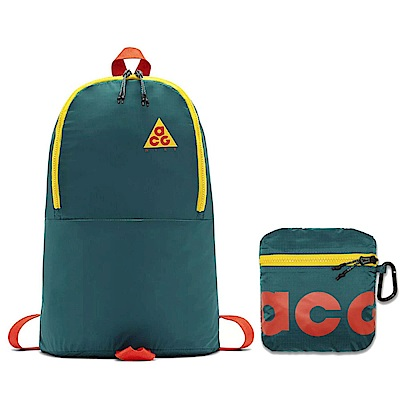 Nike 後背包 ACG Packable BKPK 可收納