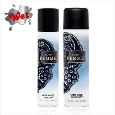 美國Wet FEMME水性尊寵潤滑液兩入組