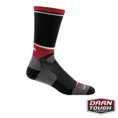 【美國DARN TOUGH】男羊毛襪Lars Nordic滑雪襪(隨機)