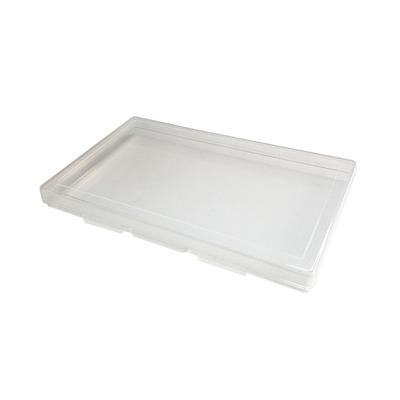 創意達人 菲斯口罩收納盒(扁型)-12入
