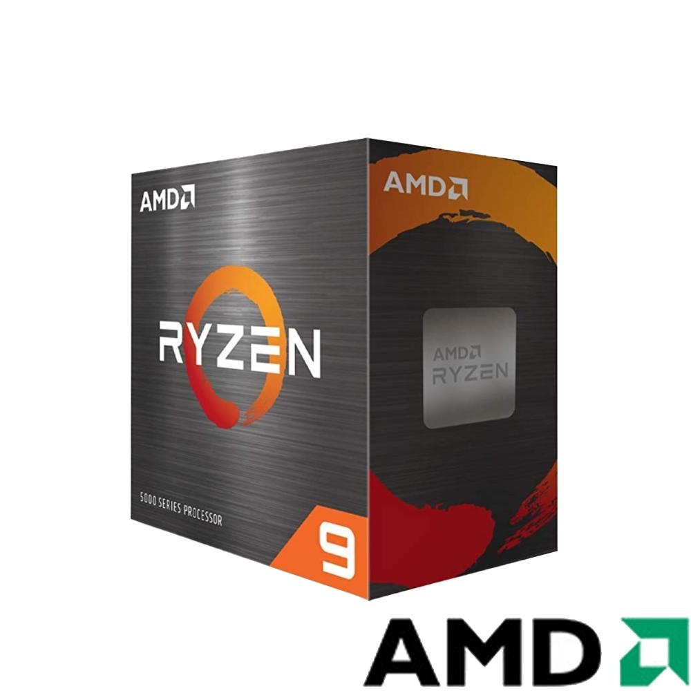 AMD Ryzen 9 5950X 3.4GHz 16核心 中央處理器
