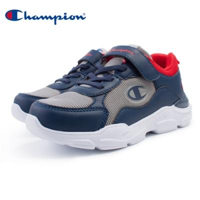 【Champion】LOW-KEY 運動童鞋 大童鞋-深藍(KSUS-0364-62)