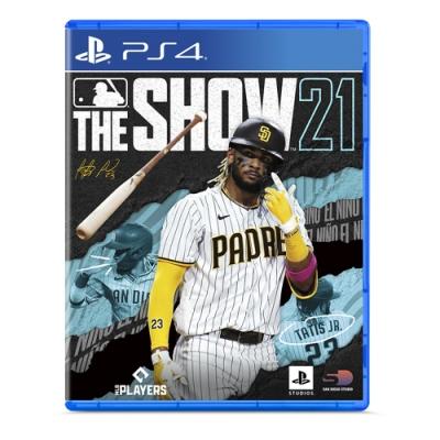 PS4 MLB The Show 21 標準版