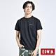 EDWIN EFS涼感迷彩 短袖T恤-男-黑色 product thumbnail 1
