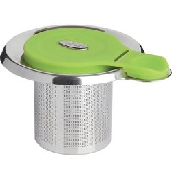 《TRUDEAU》杯蓋式濾茶器(綠)