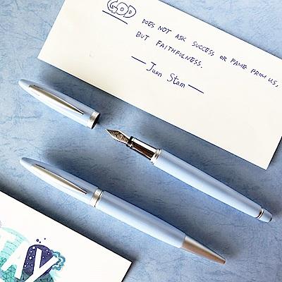 ARTEX life開心鋼筆+原子筆 雙筆豪華組-迷迭香