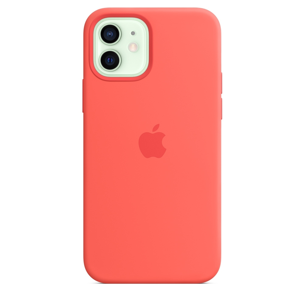 原廠 iPhone 12   12 Pro MagSafe 矽膠保護殼