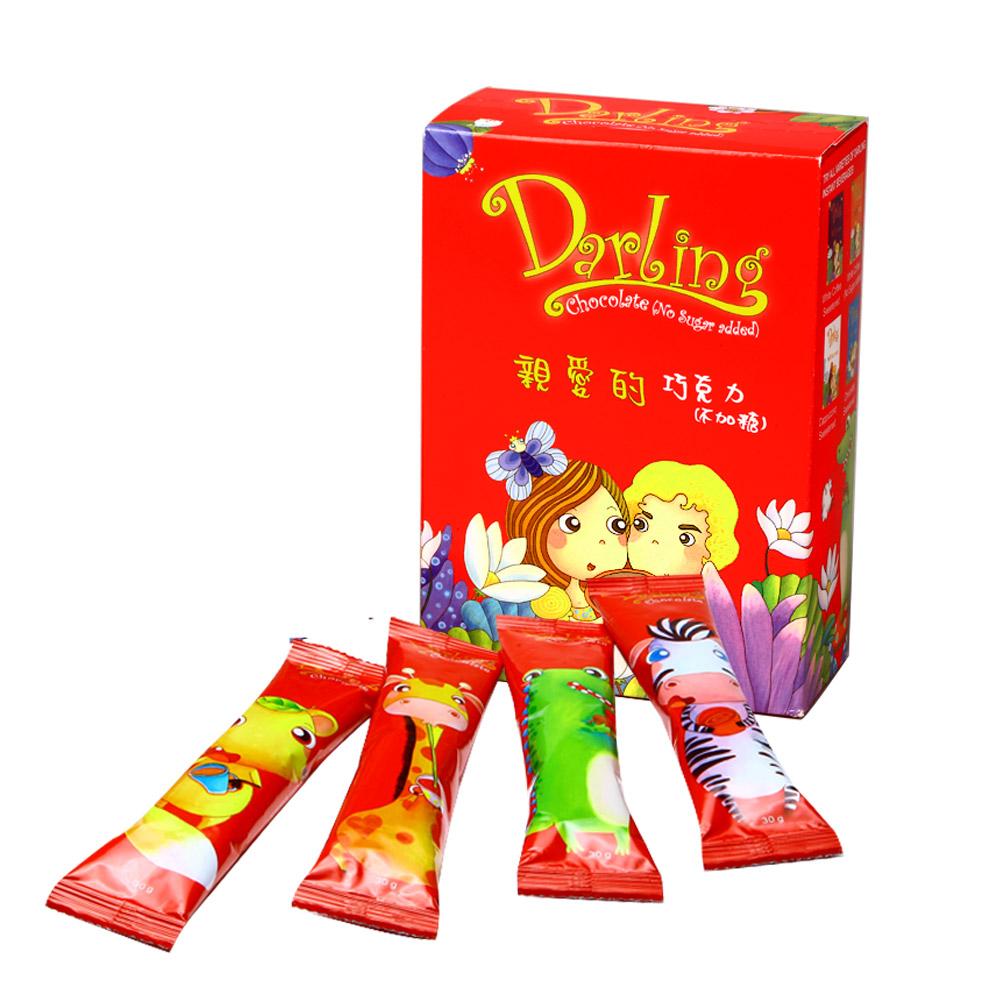 親愛的 巧克力(不加糖)(30gx10包)
