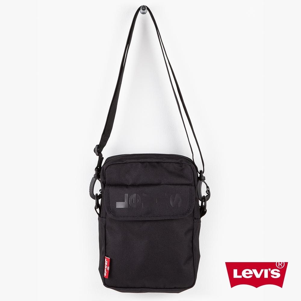 Levis 男女同款 斜側背小包 經典Logo