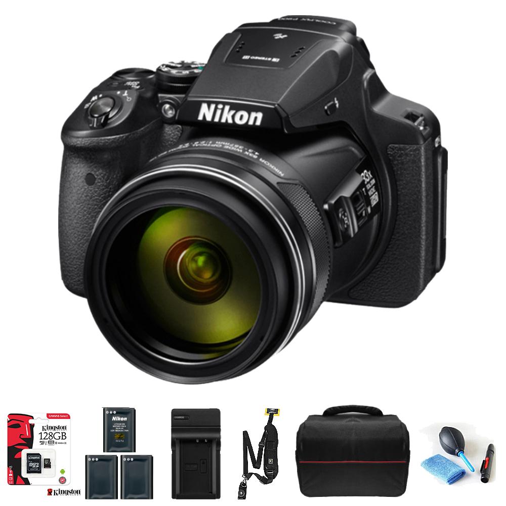 Nikon coolpix P900 83倍望遠旗艦數位相機(公司貨)