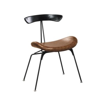 Boden-魯比歐復古工業風餐椅/單椅
