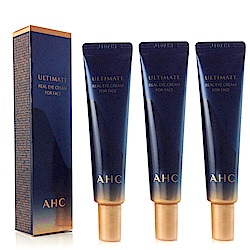 韓國A.H.C AHC 第六代多功能眼霜(安海瑟威代言款) 12ml (3入)