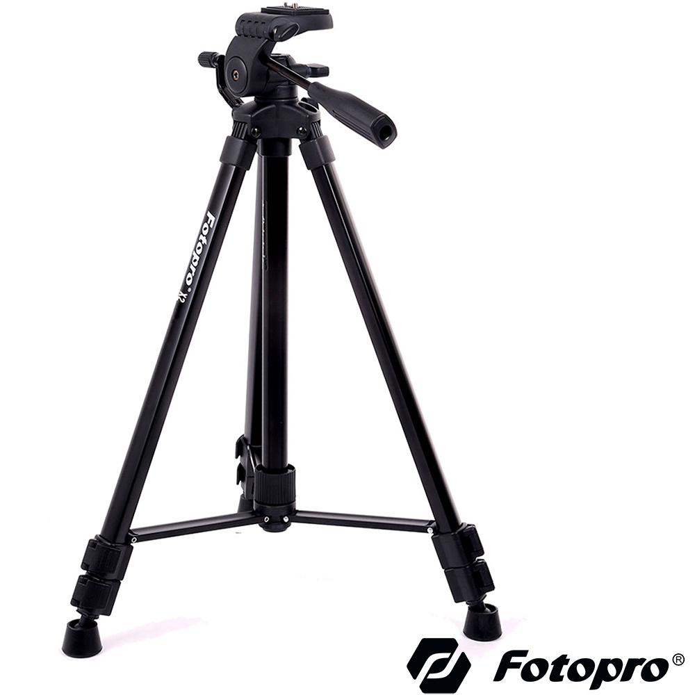 FOTOPRO 富圖寶 X2 搖桿升降三腳架套組 (公司貨)