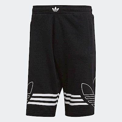 adidas 運動短褲 Outline Shorts 男款