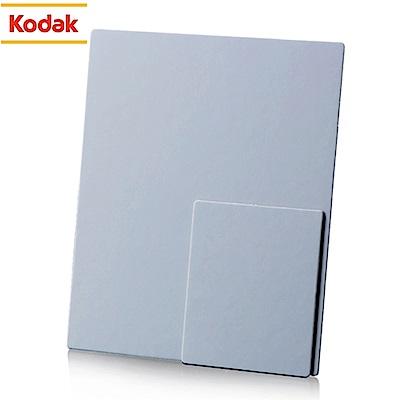 柯達KODAK灰卡中灰度測試卡R-27(2張入;18%灰卡可測光和校正白平衡)專業灰卡標準灰卡gray card
