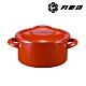 JIA Inc. 品家家品 月兔印-琺瑯燉煮鍋 19cm 2.7L-紅色 product thumbnail 1
